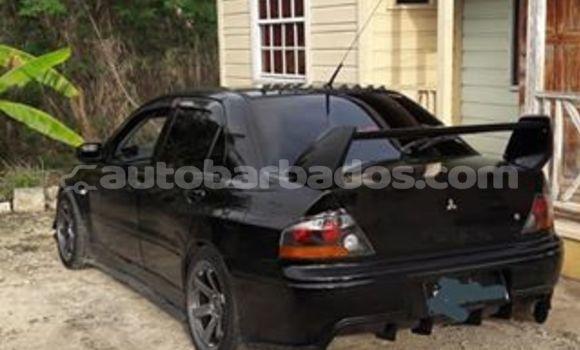 Buy Used Subaru Impreza WRX Black Car in Bridgetown in Barbados