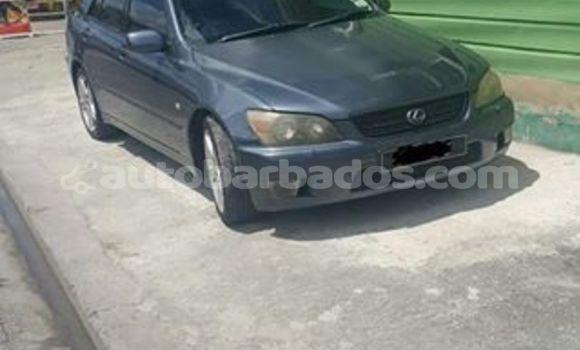 Buy Used Lexus IS Silver Car in Bridgetown in Barbados