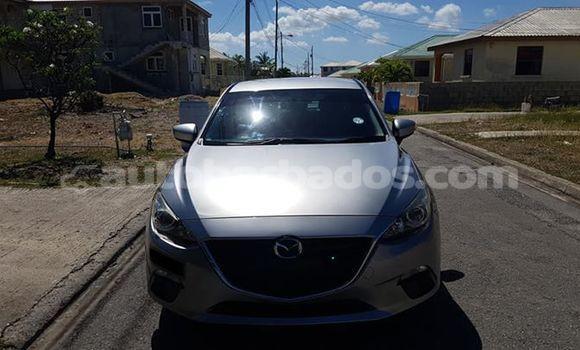Buy Used Mazda 3 Silver Car in Bridgetown in Barbados