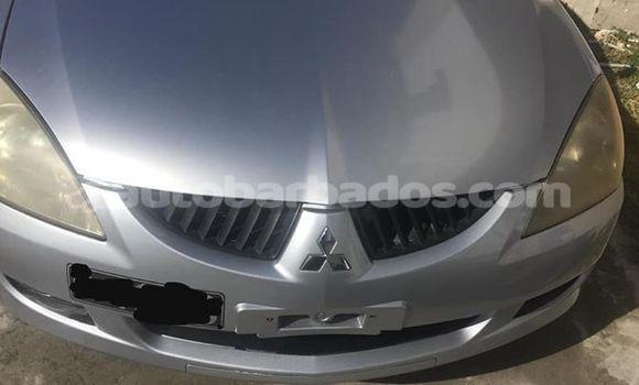 Buy Used Mitsubishi Lancer Silver Car in Bridgetown in Barbados