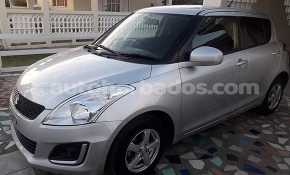 Buy Used Suzuki Swift Silver Car in Bridgetown in Barbados