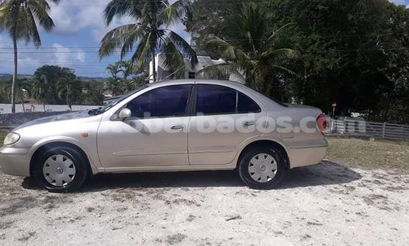 Buy Used Nissan Almera Silver Car in Bridgetown in Barbados
