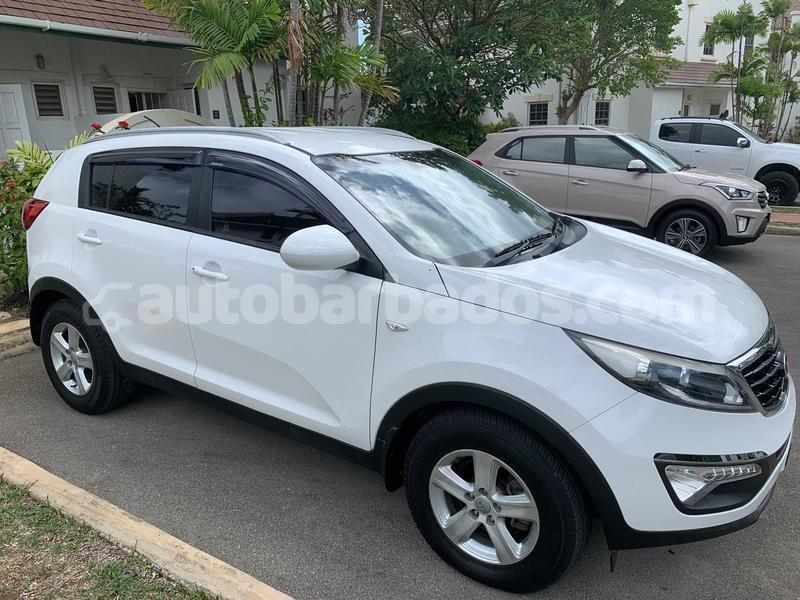 Big with watermark kia sportage barbados bridgetown 3193