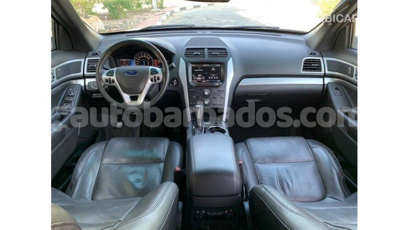 Big with watermark ford explorer barbados import dubai 3217