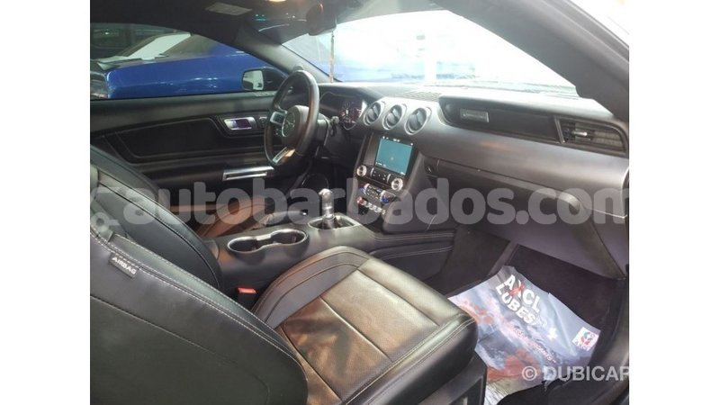 Big with watermark ford mustang barbados import dubai 3245