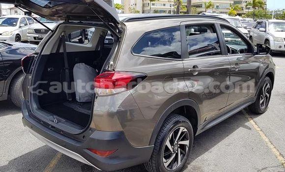 Buy Used Toyota Rush Brown Car in Speightstown in Barbados