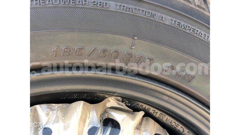 Big with watermark toyota yaris barbados import dubai 3801