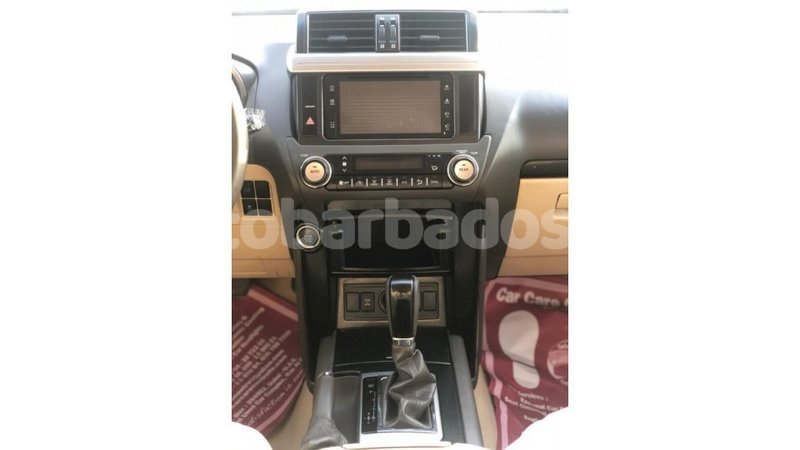 Big with watermark toyota prado barbados import dubai 3802