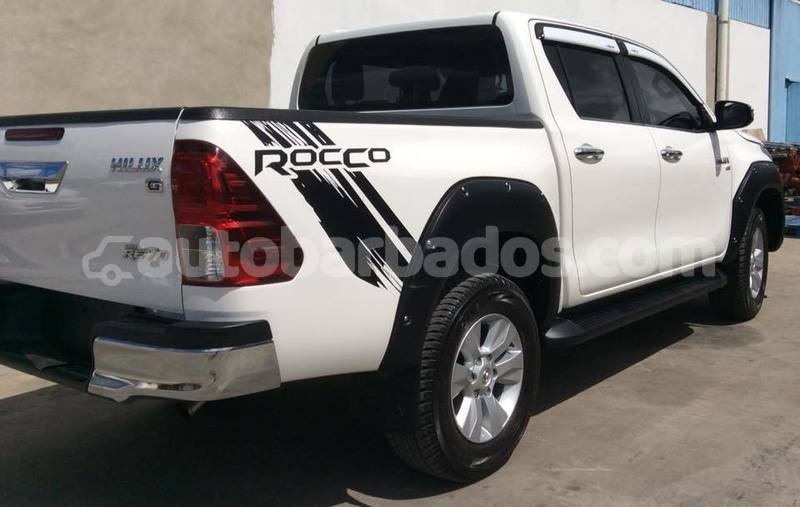 Big with watermark toyota hilux barbados bridgetown 3837