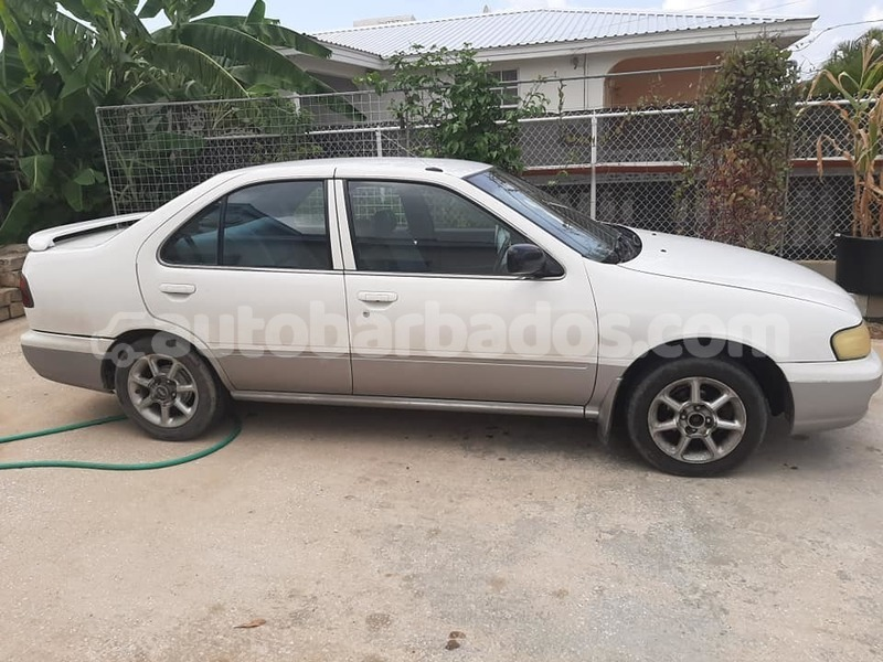 Big with watermark nissan sunny barbados bridgetown 3848