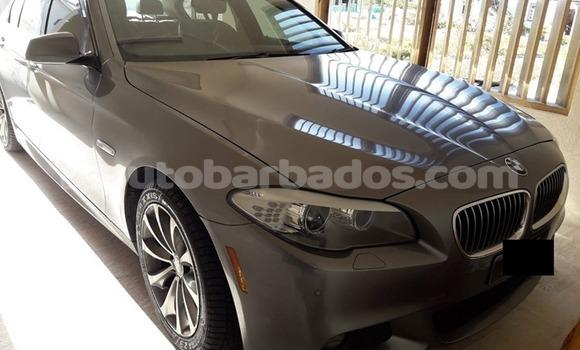Buy Used BMW 5–Series White Car in Bridgetown in Barbados