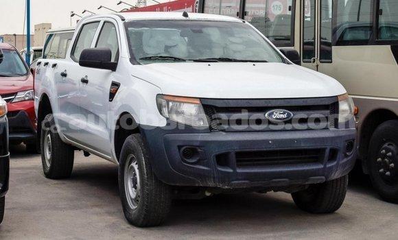 Buy Import Ford Ranger White Car in Import - Dubai in Barbados
